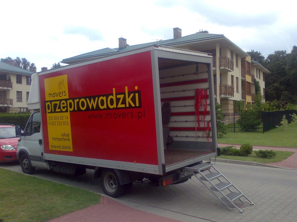 MOVERS Witold Fedorowicz